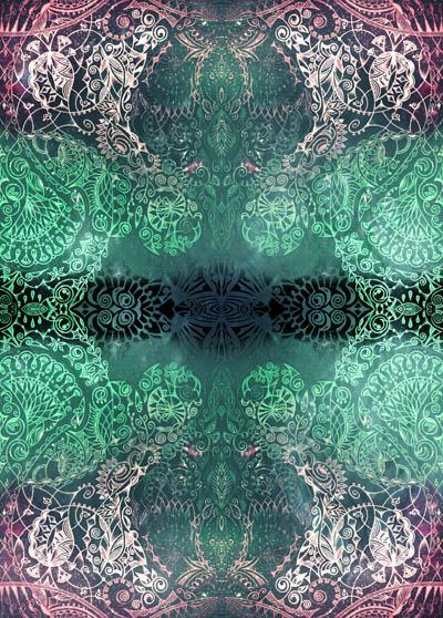 Мистические рисунки, интуитивные карты Невесомое эго