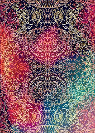 Душевные рисунки, метафорические карты Вечное цветение