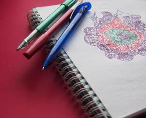 Развитие творческих способностей Рисунок и ручки