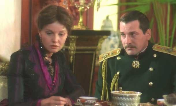 Анна Каренина сериал 2006 Анна и Вронский