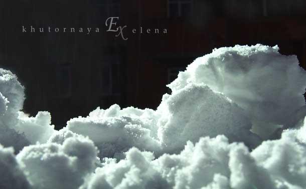 Состояние души Ночной снег