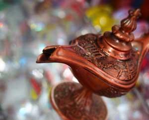 Волшебная лампа, Как получить удовольствие женщине