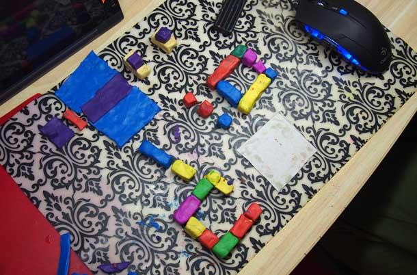 Как построить дом из пластилина Стройматериалы для дома