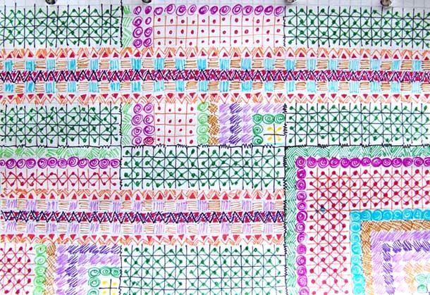 Как начать заниматься творчеством Орнаменты Катерины