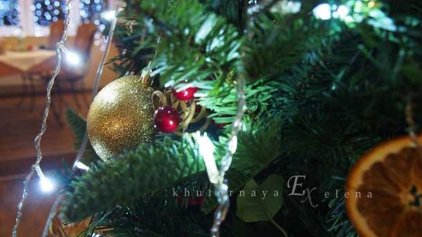 Как создать новогоднее настроение Новогодняя ель