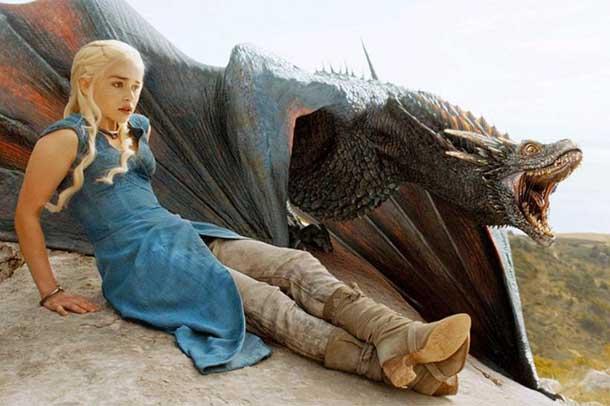 Какой интересный сериал стоит посмотреть Игра престолов Тхалиси и дракон