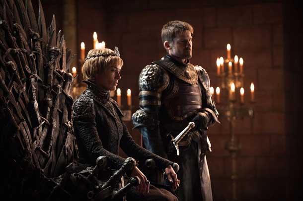 Какой интересный сериал стоит посмотреть Игра престолов Королева и рыцарь