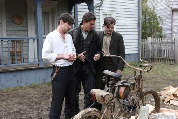 Какой интересный сериал стоит посмотреть Харли и братья Дэвидсон