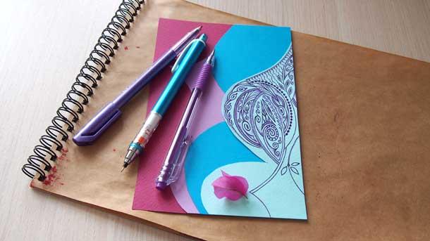 Новые рисунки и розыгрыш карт Расцвет