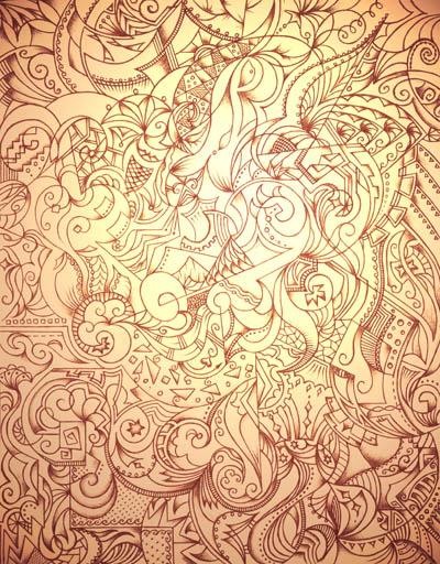 Метафорические карты, душевные рисунки Тепло и свет