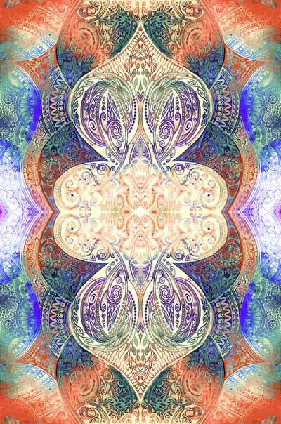 Душевные рисунки, метафорические карты Уравновешенность