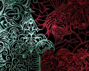 Мистические рисунки Миниатюра