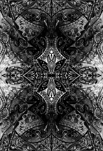 Интуитивные карты черно-белые, Найдешь в себе