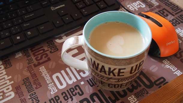 Цитрусовый раф как приготовить дома  Кофе в кружке