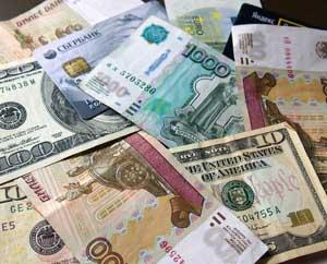 Купюры рубли и доллары Как привлечь деньги и удачу в жизнь