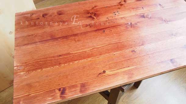 Как сделать деревянный фон Цвет мокко на один раз
