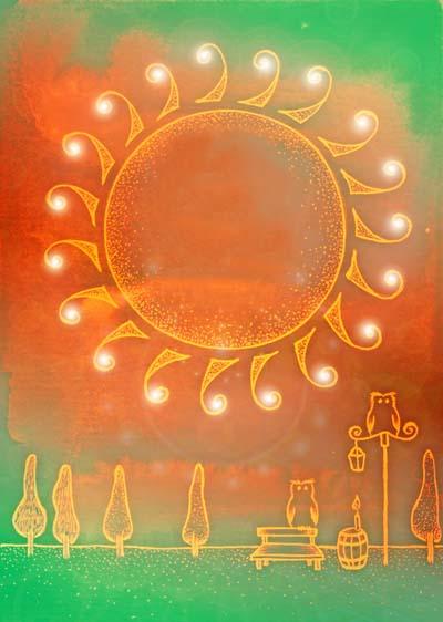 Я – солнце метафорические карты к трансформационной игре