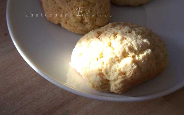Простые рецепты сладкой выпечки Песочное печенье без яиц