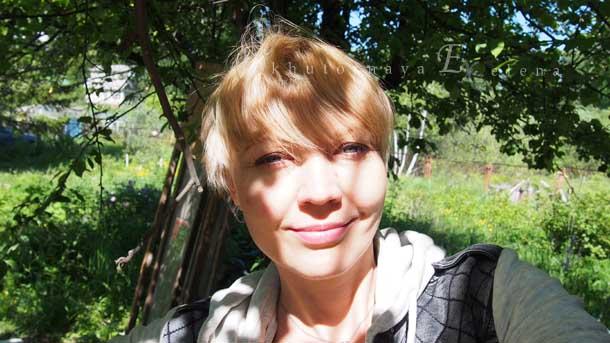 Отдых на природе летом Хуторная Елена