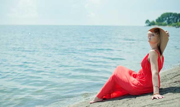 Как вдохновлять мужчину Хуторная Елена у Обского моря