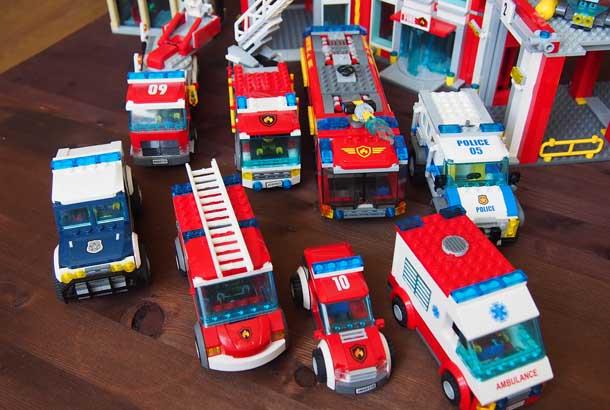 Лучший подарок мальчику - Лего