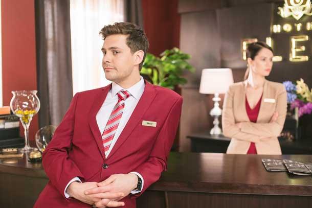 Какие русские сериалы стоит посмотреть Отель Элеон