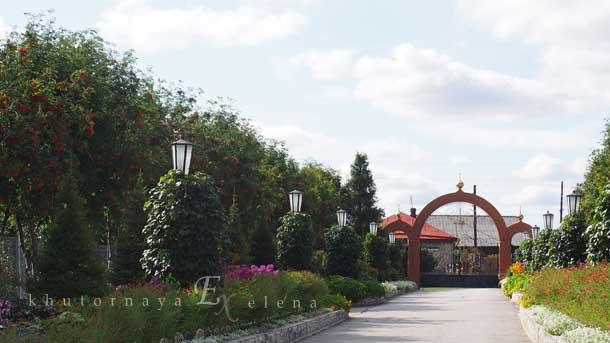Колыванский монастырь деревня Колыванский монастырь Ворота