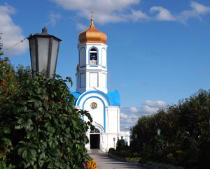 Колыванский монастырь рядом с Новосибирском