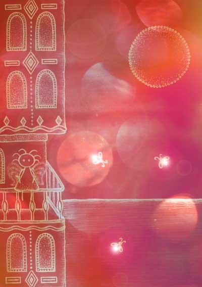 Метафорические карты Ангел-хранитель Хранитель тишины