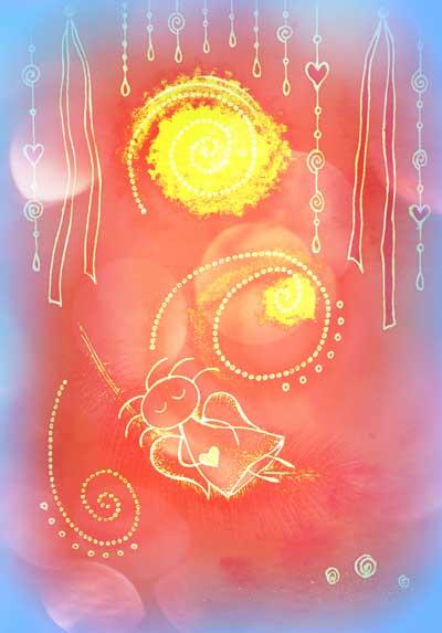 Метафорические карты Ангел-хранитель Хранитель нежности
