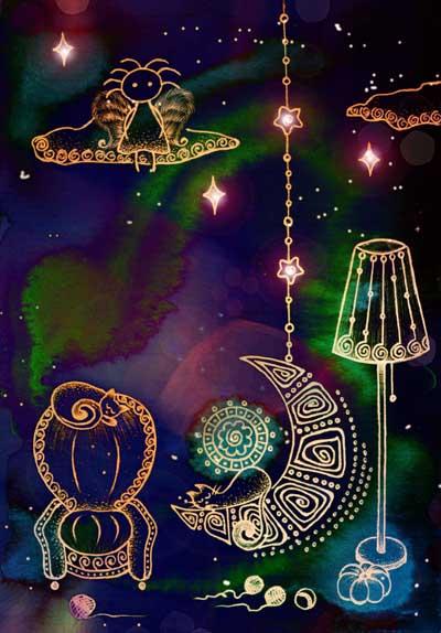 Метафорические карты Ангел-хранитель Хранитель сна и сновидений