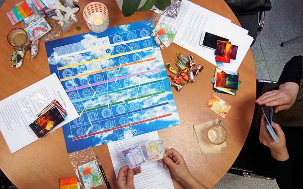 Трансформационная игра на денежную тему Игра с Таней и Ирой