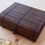 Бамбуковая коробочка для метафорических карт